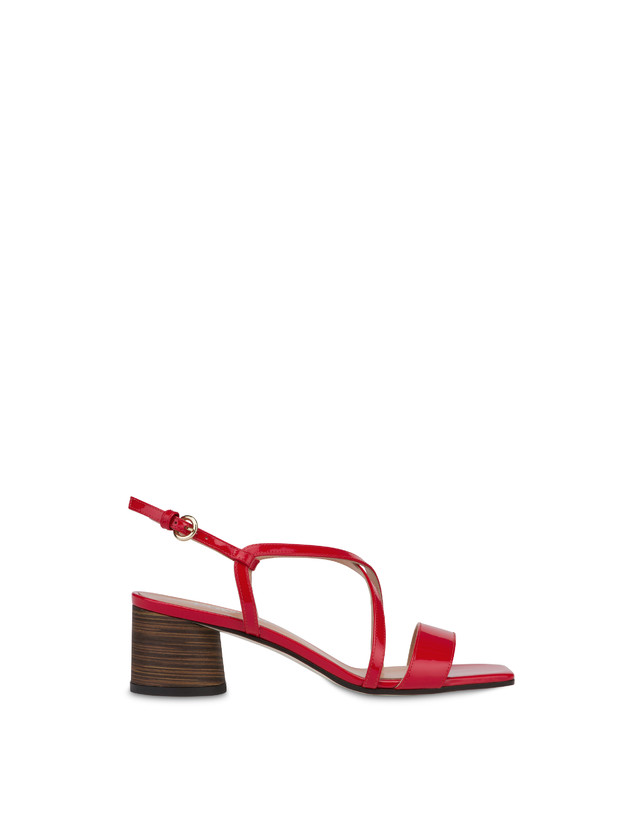 Corinto patent leather sandals Photo 1