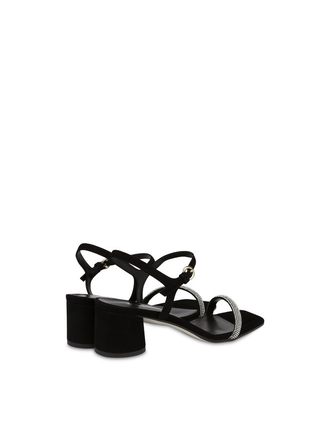 Corinto Lights suede sandals Photo 3