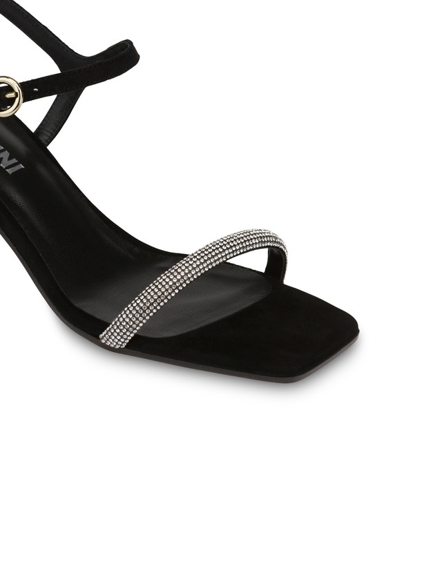 Corinto Lights suede sandals Photo 4