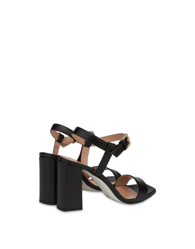 Palmes calfskin sandals Photo 3