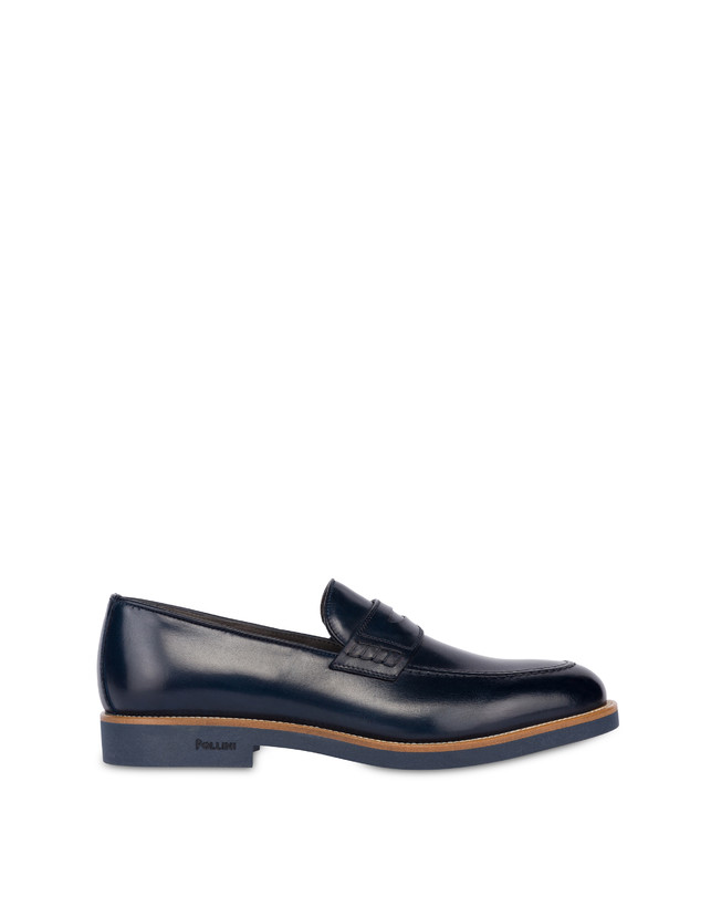 Corinto calfskin loafers Photo 1