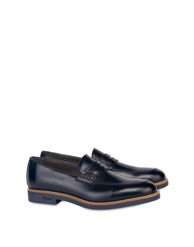 Corinto calfskin loafers Photo 2