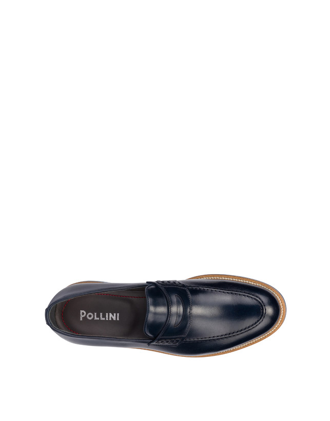 Corinto calfskin loafers Photo 3