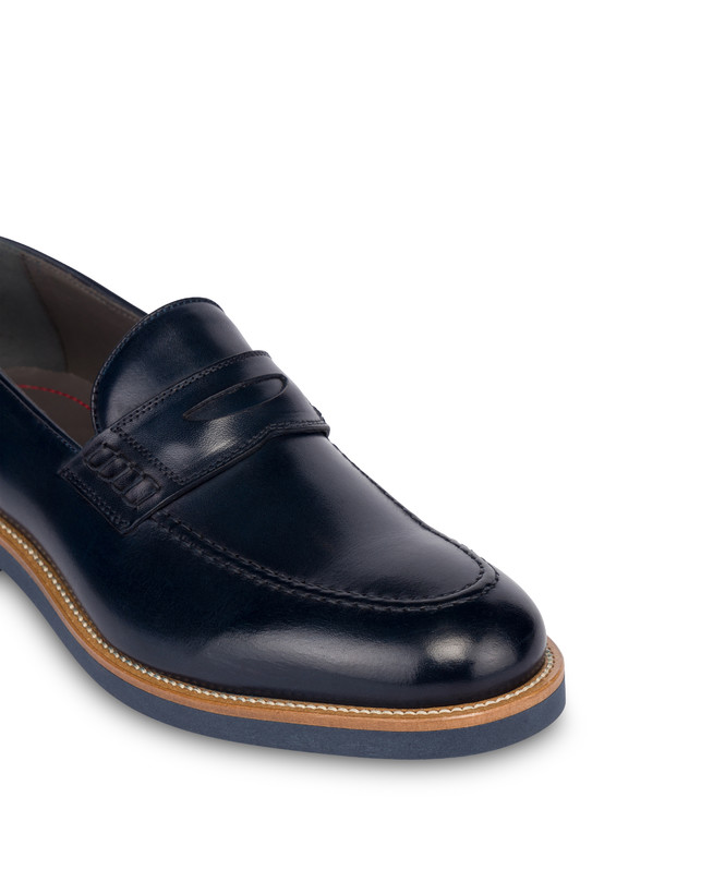 Corinto calfskin loafers Photo 5
