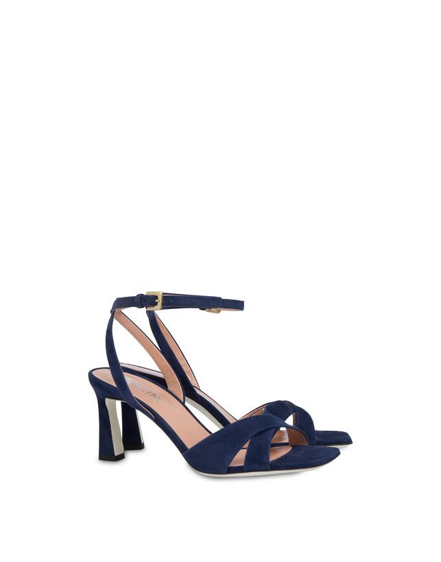 Cote D'Azur suede sandals Photo 2