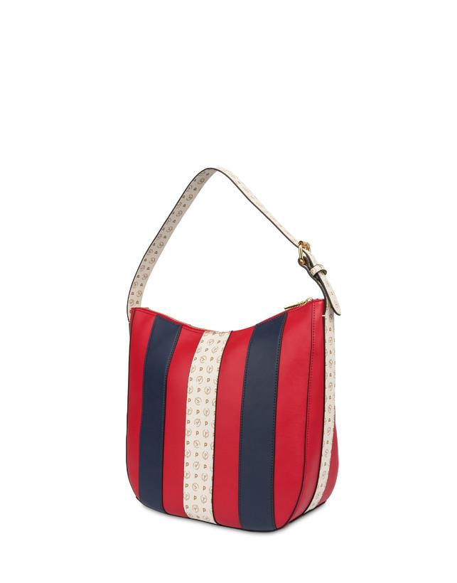 Stripe On Me hobo shoulder bag Photo 3
