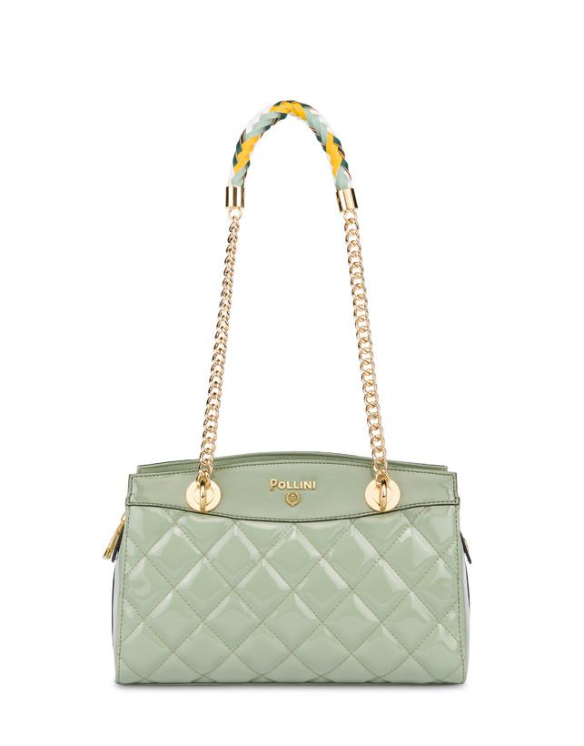 Clio matelassé double handle bag Photo 1