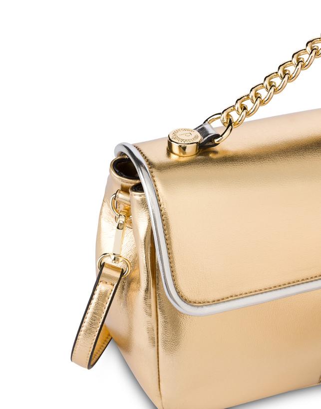 Naxos laminated shoulder bag Photo 5
