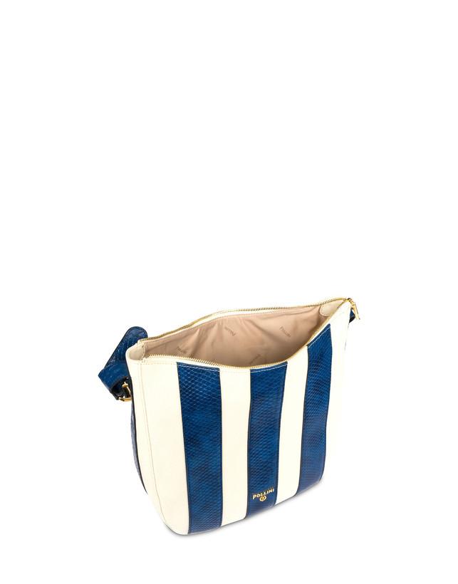 Stripe On Me hobo shoulder bag Photo 4