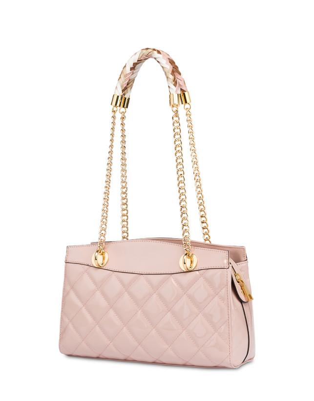Clio matelassé double handle bag Photo 3