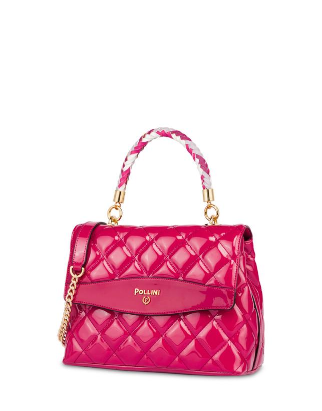 Clio matelassé top handle bag Photo 2