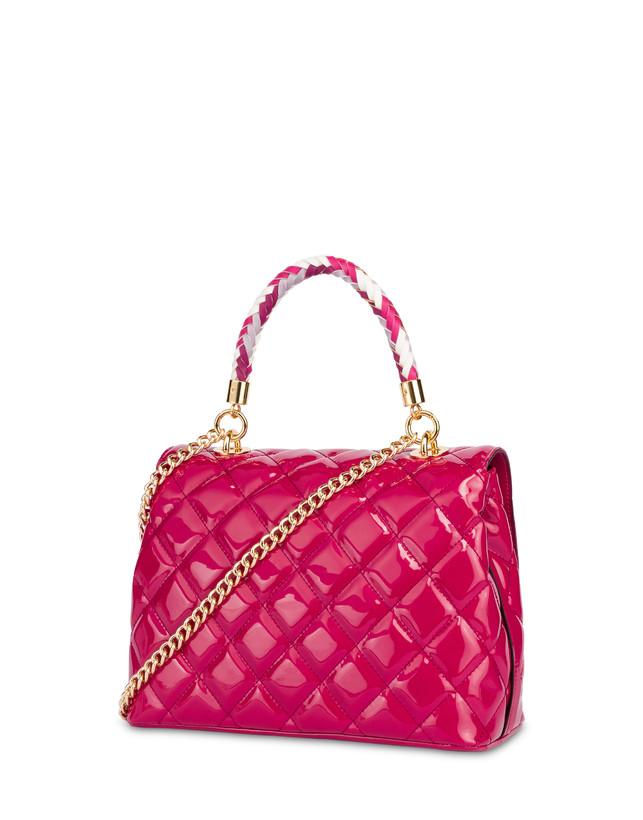Clio matelassé top handle bag Photo 3
