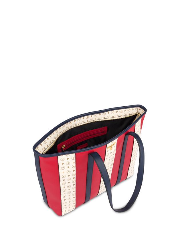 Stripe On Me shopping bag Photo 4