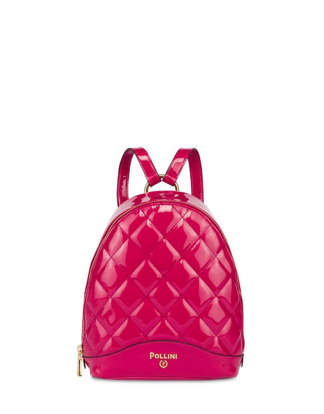 Clio matelassé mini backpack Photo 1