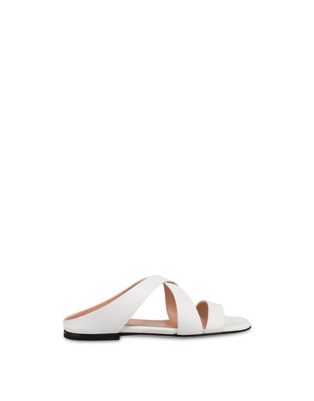Cote D'Azur calfskin sandals Photo 1