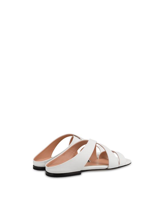 Cote D'Azur calfskin sandals Photo 3