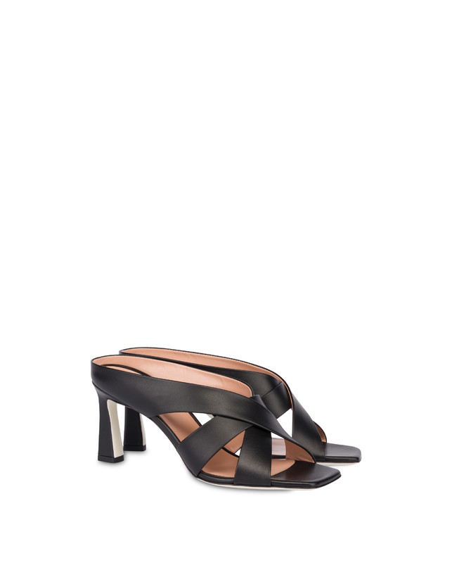 Cote D'Azur sandals in calfskin Photo 2