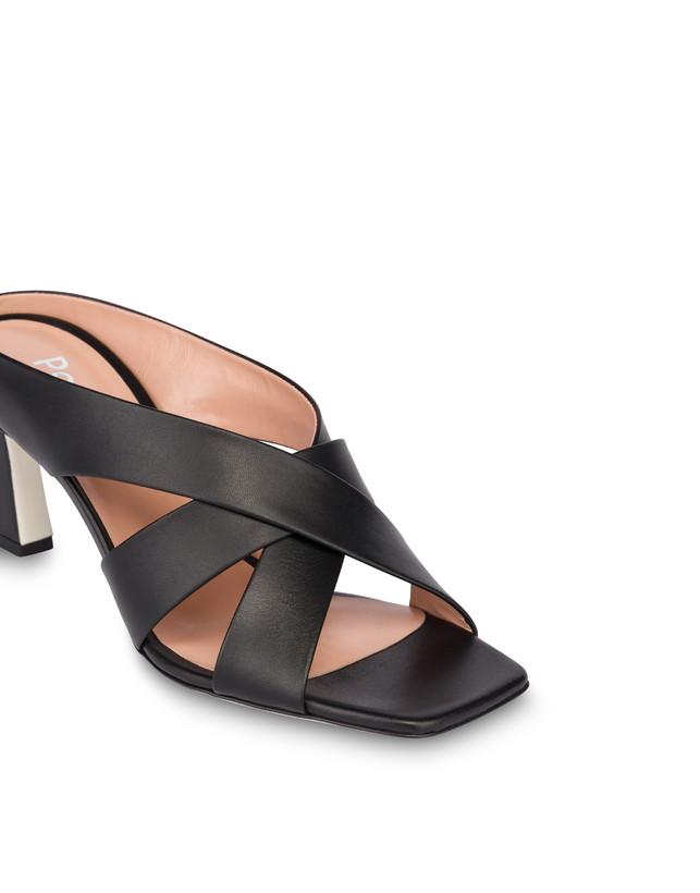 Cote D'Azur sandals in calfskin Photo 4