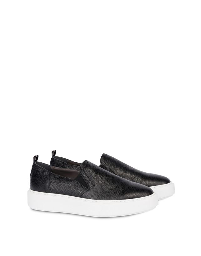 Marina calfskin slip-on sneaker Photo 2