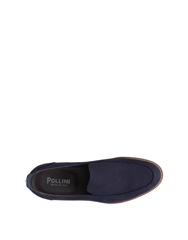 Madras print nubuck loafers Photo 3