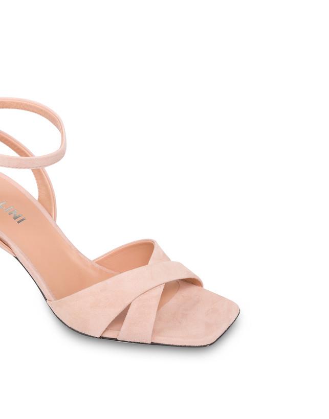 Cote D'Azur suede sandals Photo 4