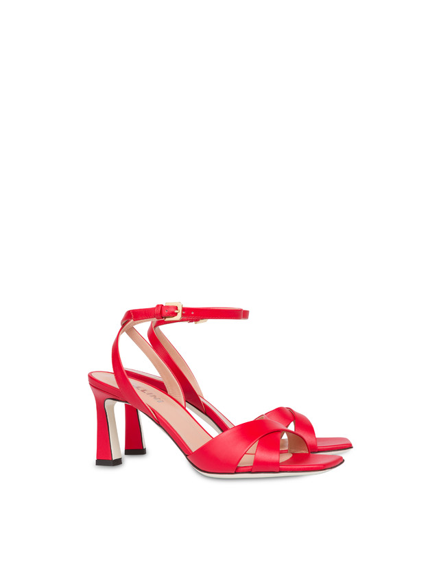 Cote D'Azur sandals in calfskin Photo 2