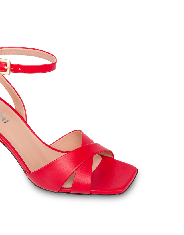 Cote D'Azur sandals in calfskin Photo 4