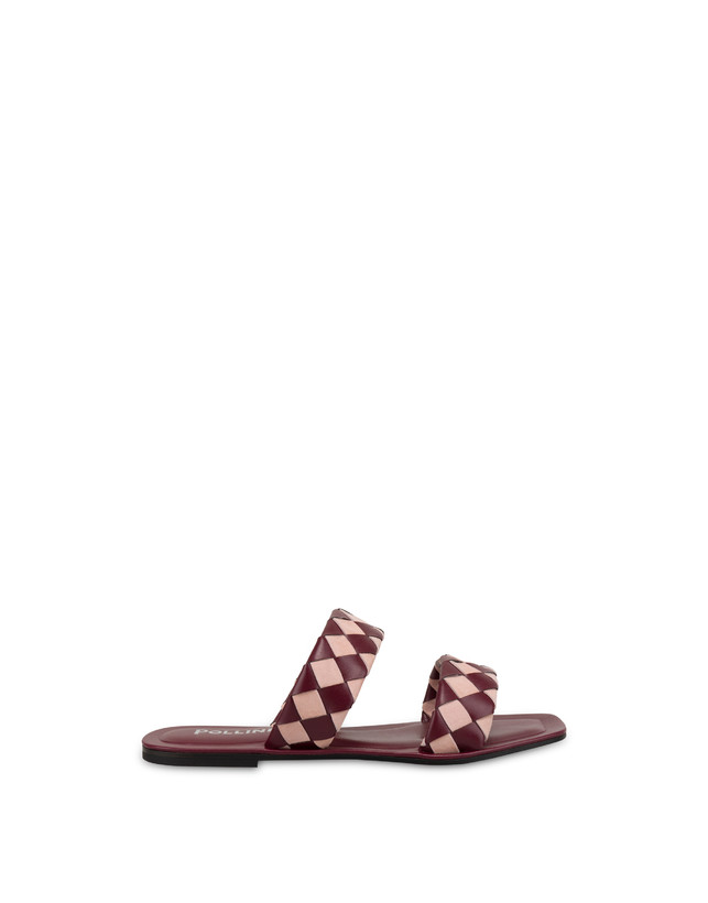 The Queen Of Chess flat sandals Photo 1