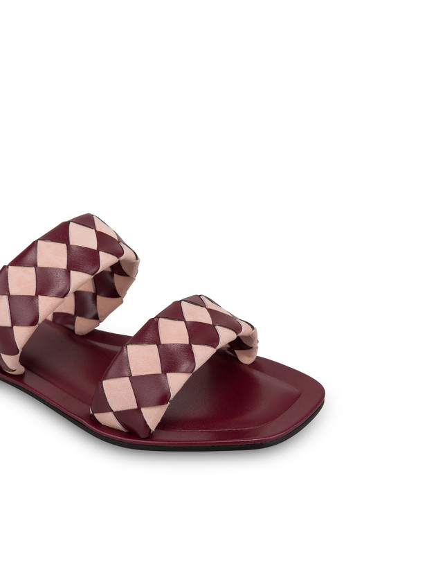 The Queen Of Chess flat sandals Photo 4