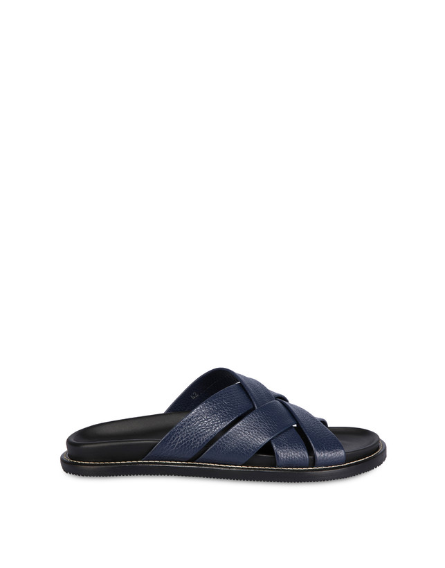 Saint Tropez calfskin sandals Photo 1