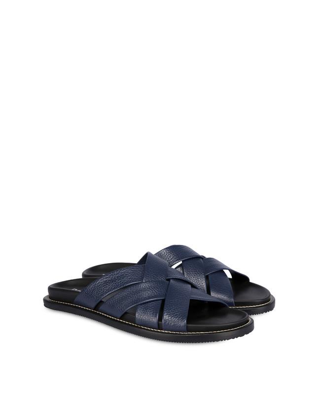 Saint Tropez calfskin sandals Photo 2