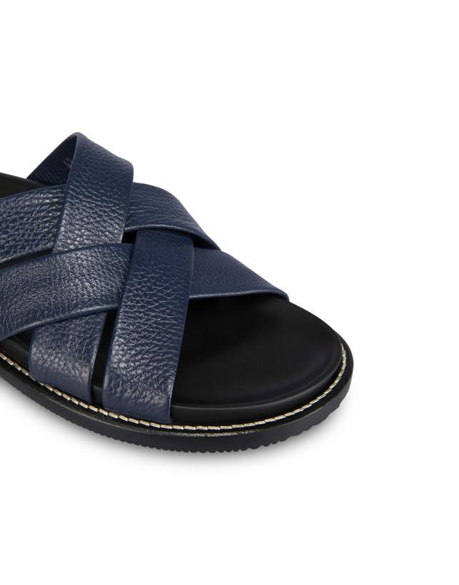 Saint Tropez calfskin sandals Photo 5