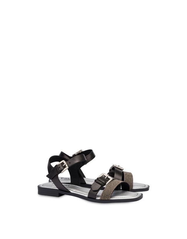 Islands cowhide sandals Photo 2
