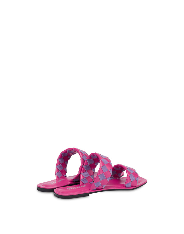 The Queen Of Chess flat sandals Photo 3