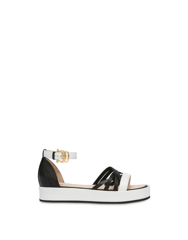 Pollini You Design flatform sandals Photo 1