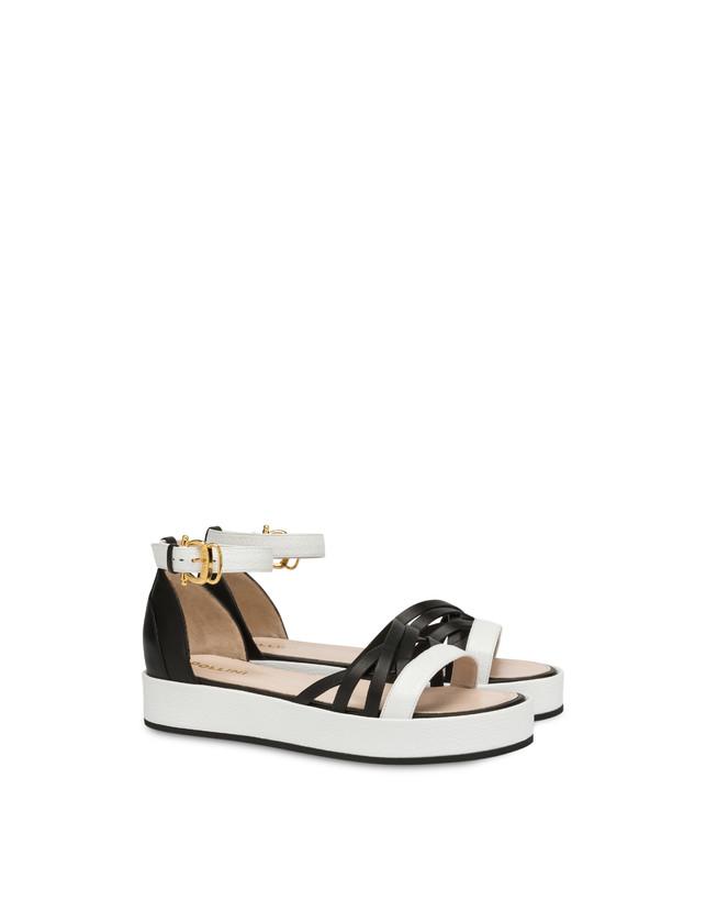 Pollini You Design flatform sandals Photo 2