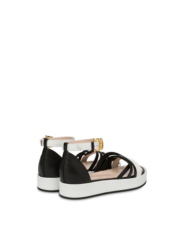 Pollini You Design flatform sandals Photo 3