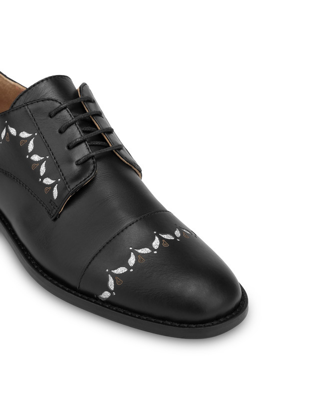 The Palace Dome calfskin derby Photo 4