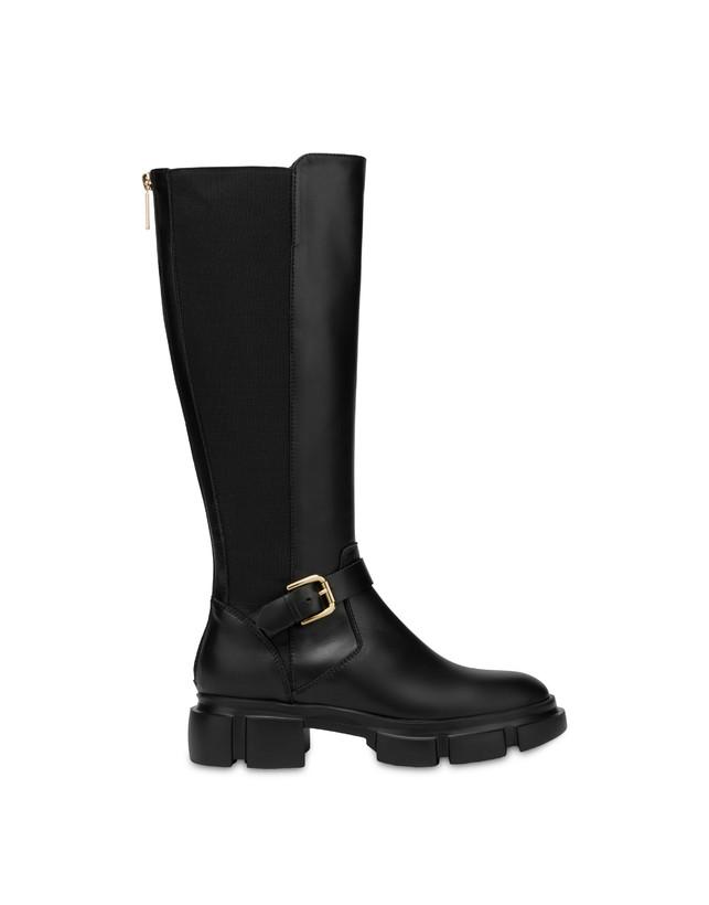 Vienna calfskin boots Photo 1