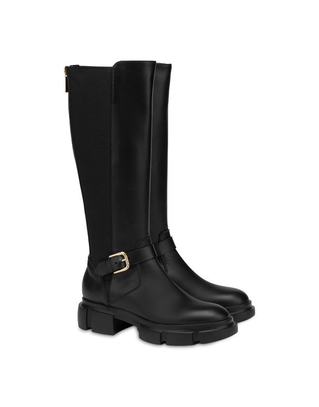 Vienna calfskin boots Photo 2