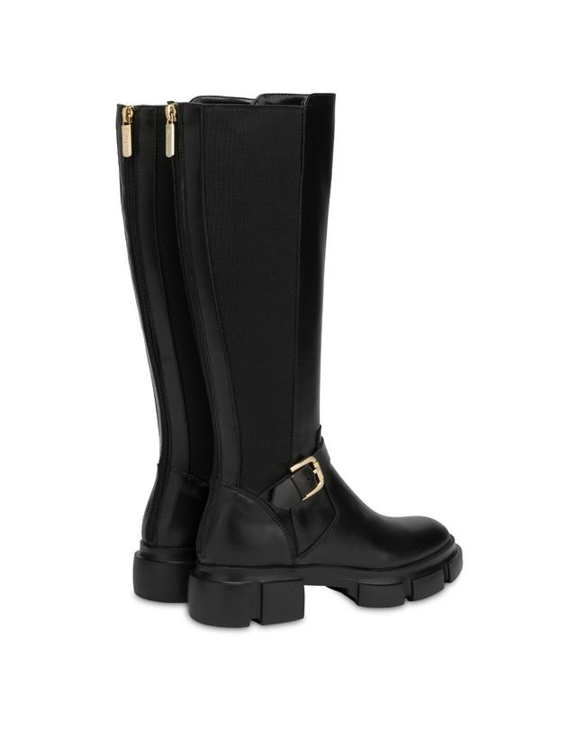Vienna calfskin boots Photo 3