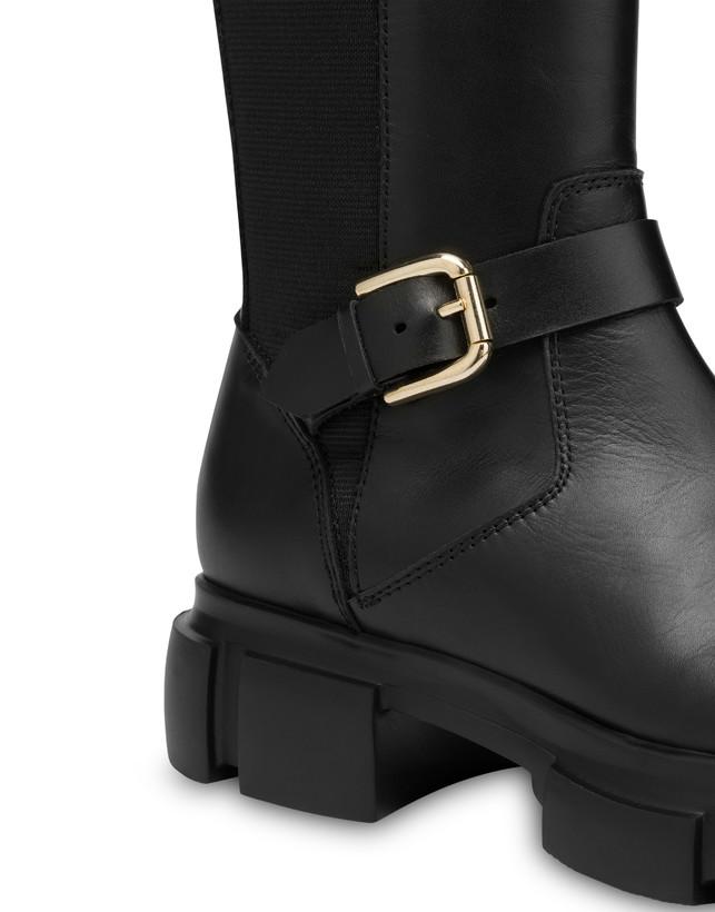 Vienna calfskin boots Photo 4