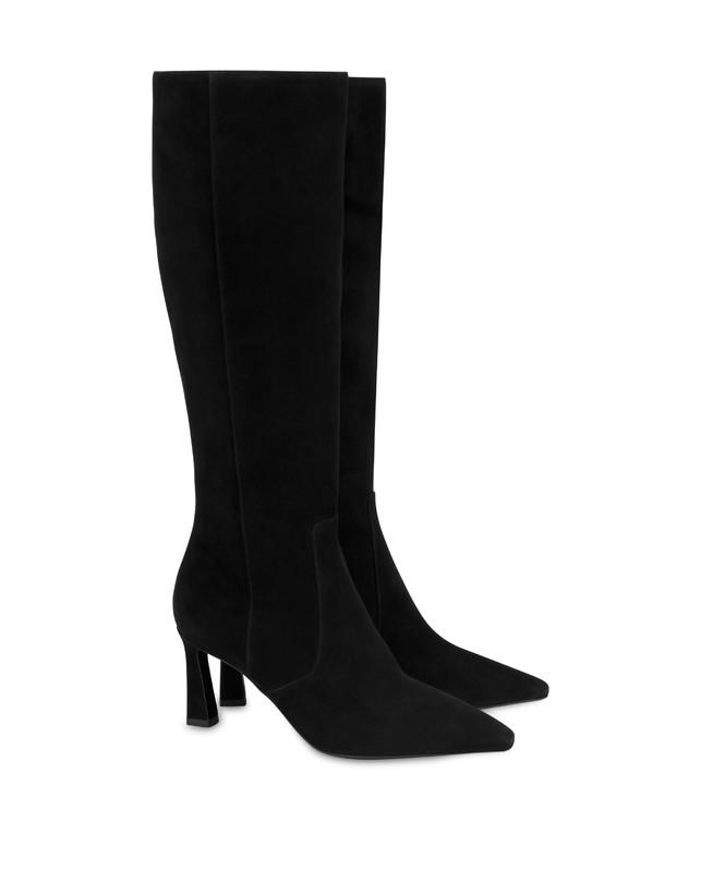 Stivali in camoscio Sissi Photo 2