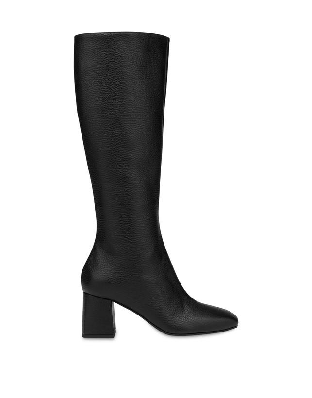 Sloane Square calfskin boots Photo 1