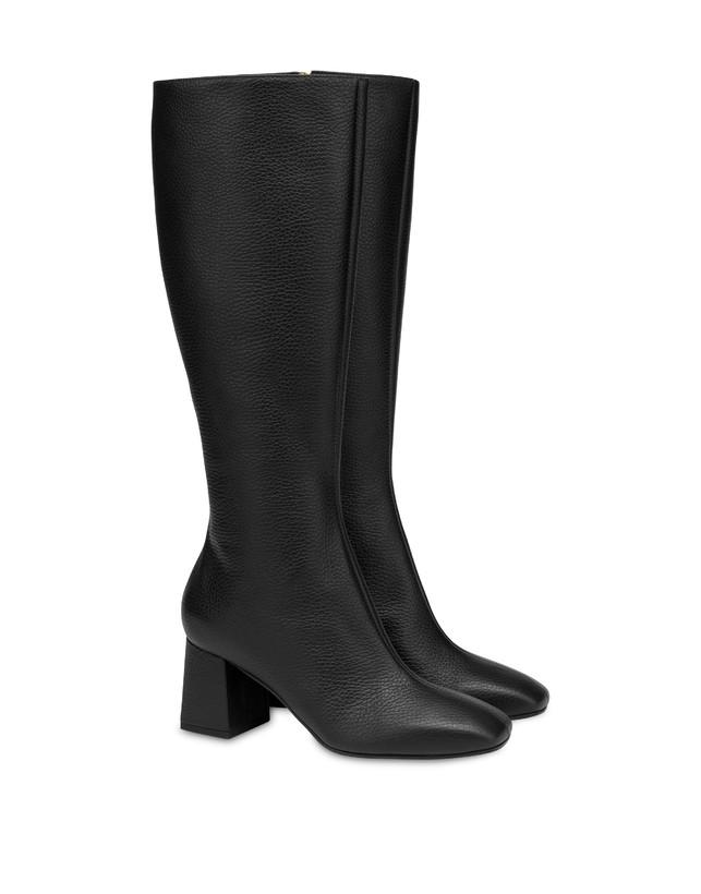 Sloane Square calfskin boots Photo 2