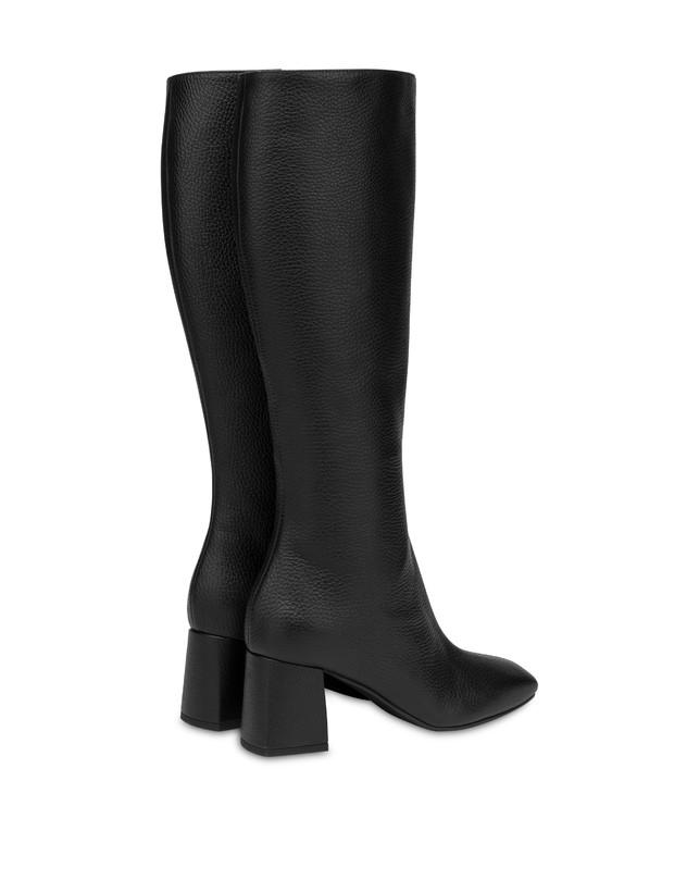 Sloane Square calfskin boots Photo 3