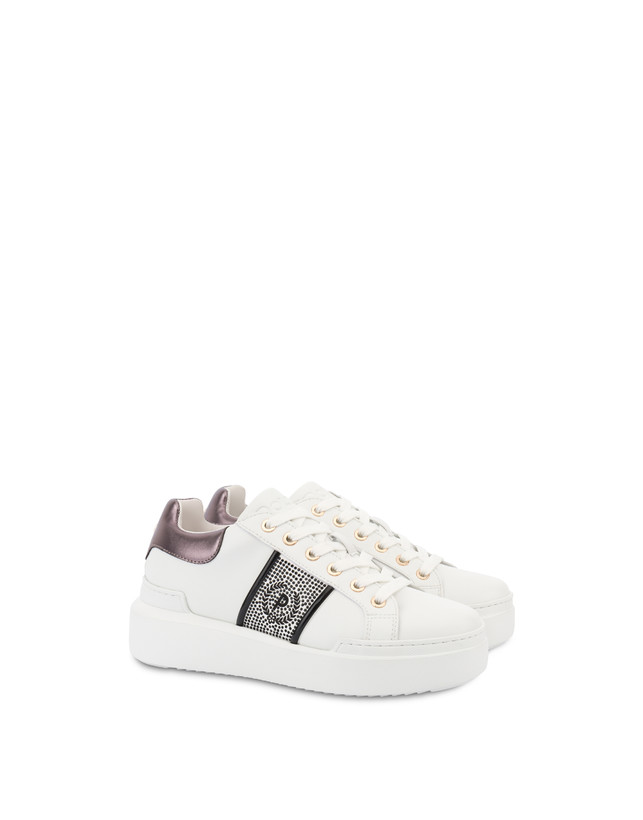 Sneakers Diamond Carrie con strass Photo 2