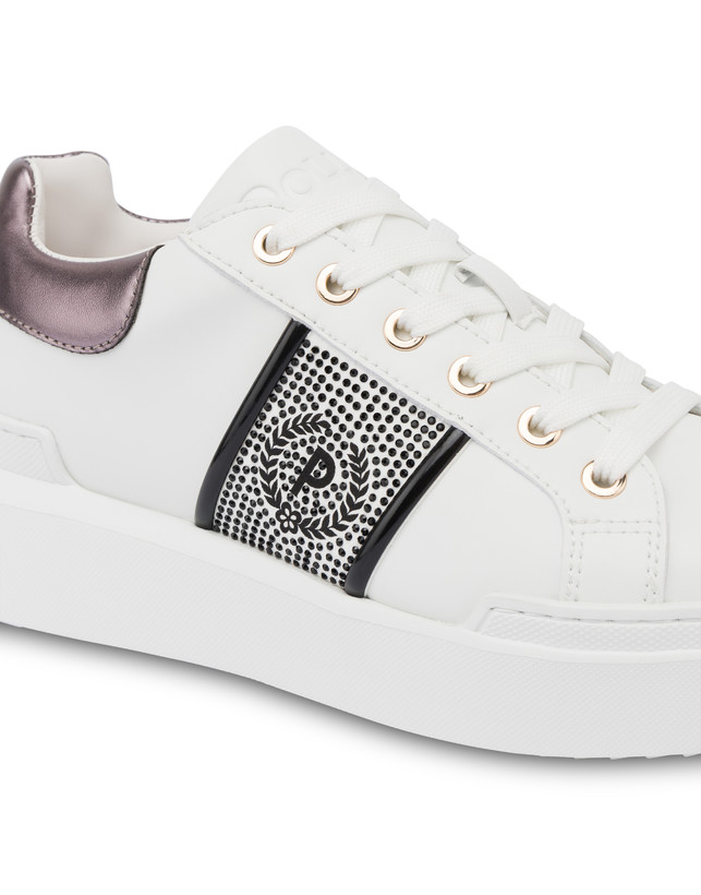 Sneakers Diamond Carrie con strass Photo 4
