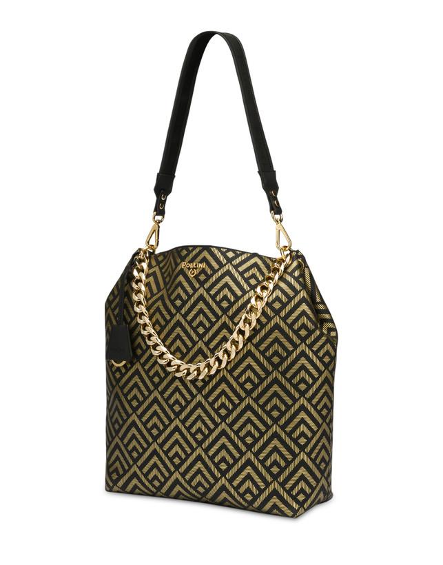 Hobo bag with Darlene geometric pattern Photo 2