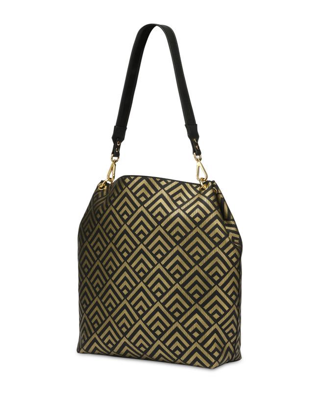 Hobo bag with Darlene geometric pattern Photo 3